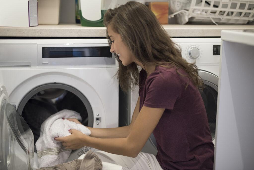 Laver efficacement son linge à la machine à laver