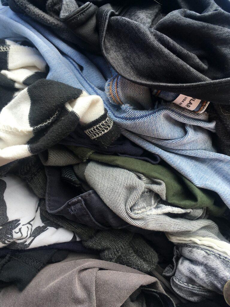 Pile jeans eco responsable